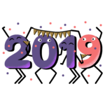 2019 - happy new year